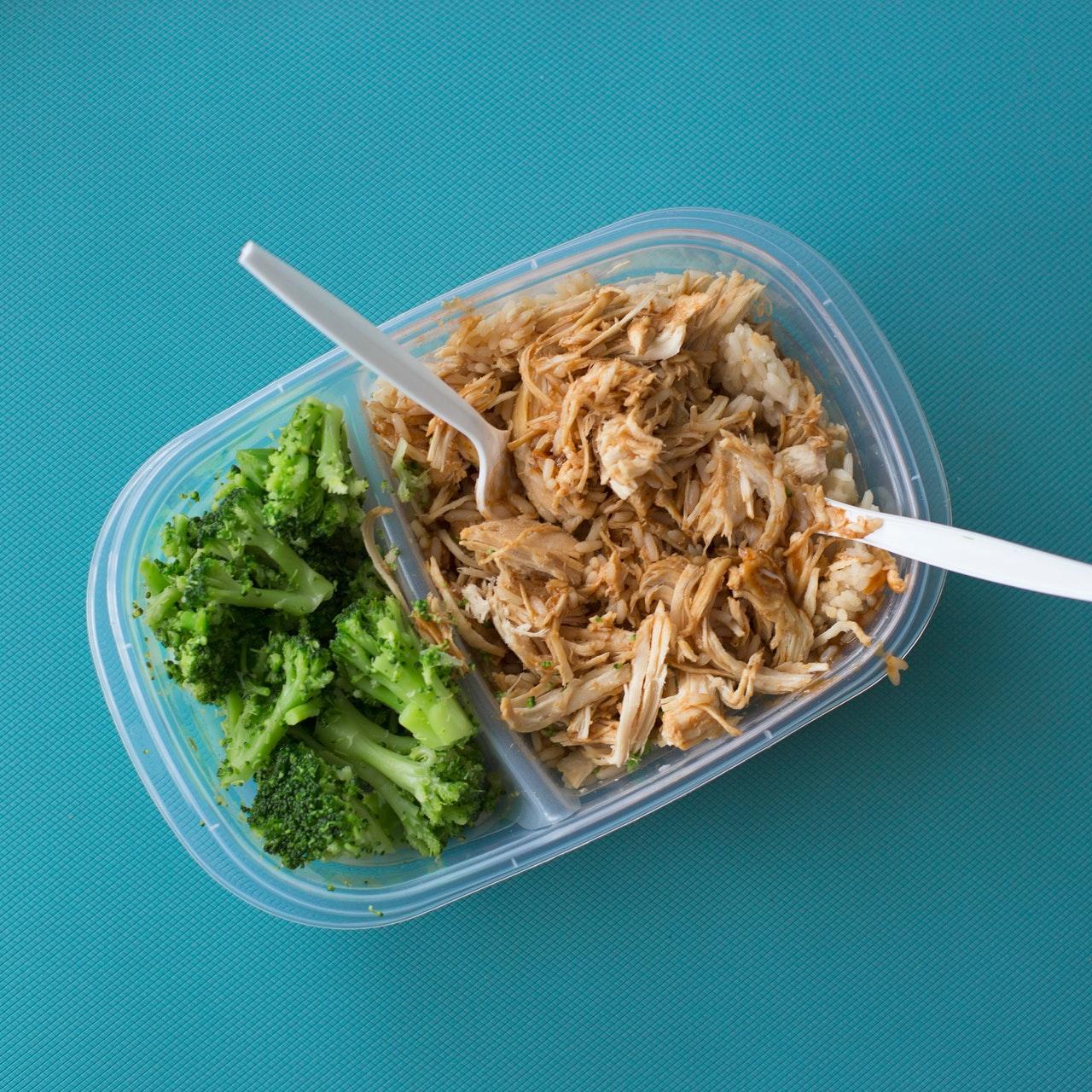 筋トレダイエットに食べるご飯はどんなものがいいか?